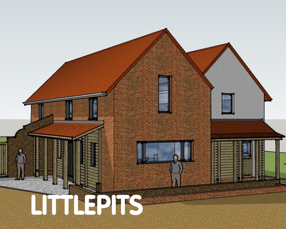 Littlepits Passivhaus Plus